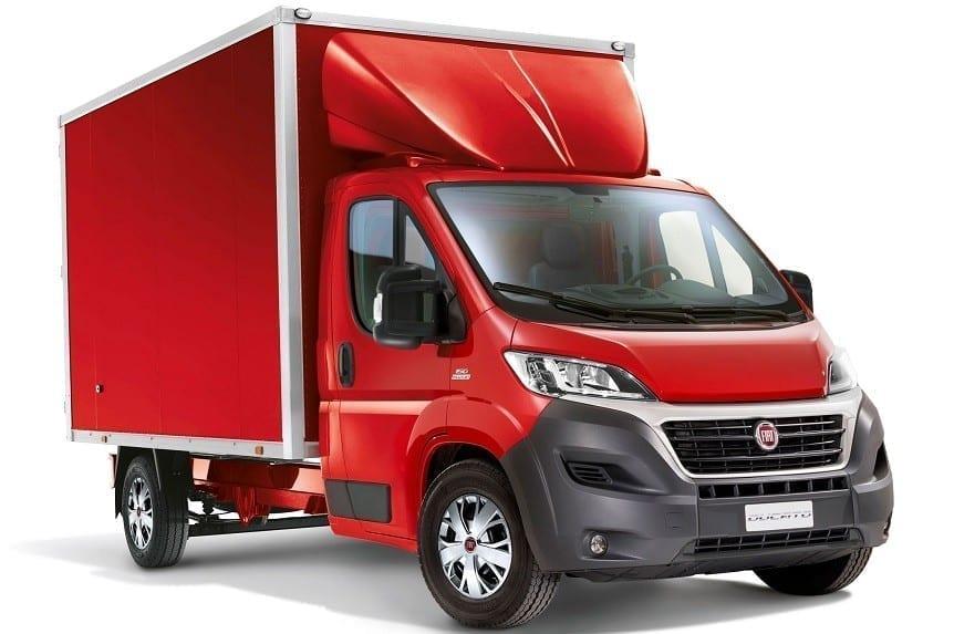 Fiat фургон 1 тонна