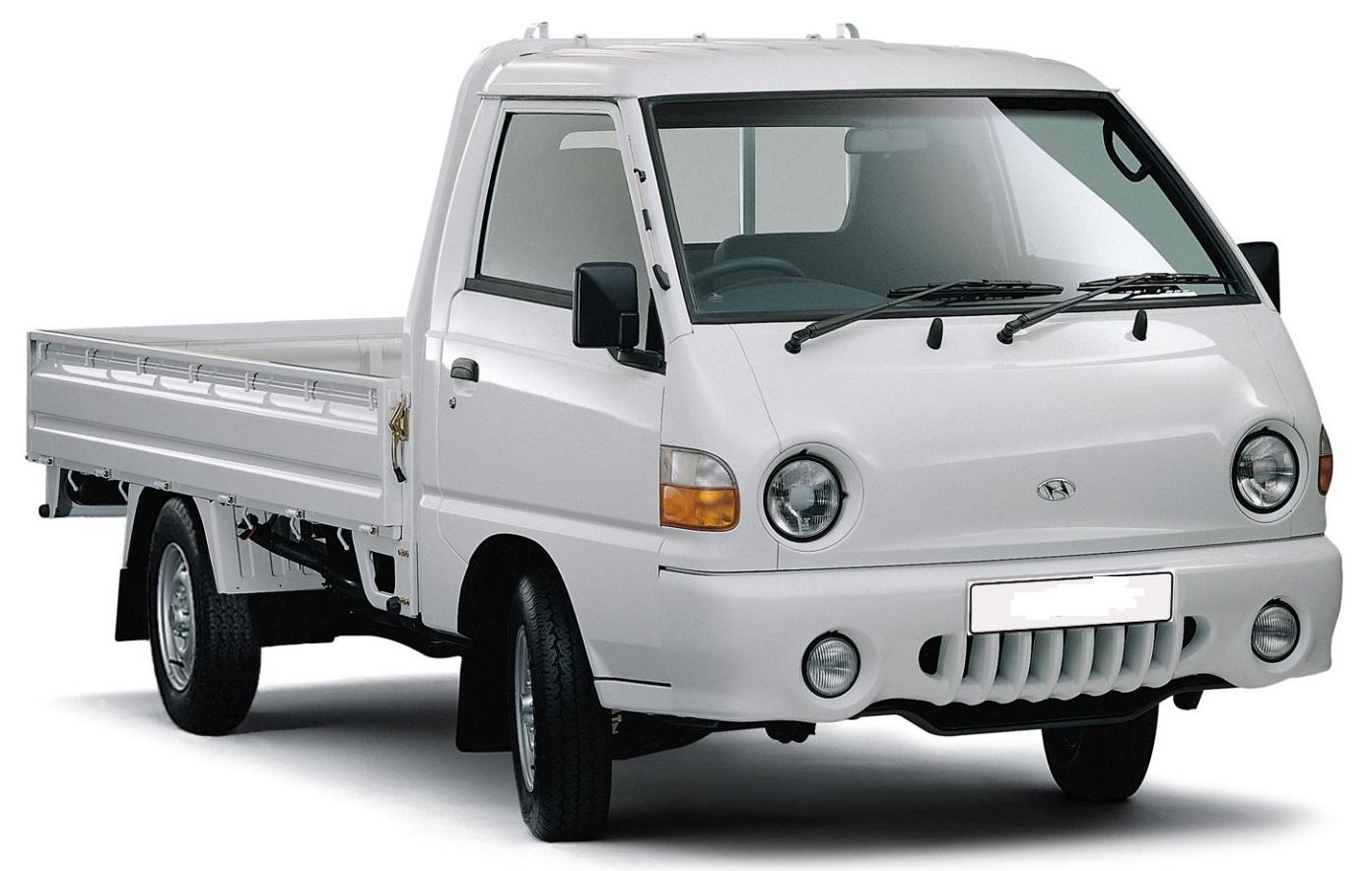 Hyundai Porter борт 1 тонна
