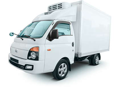 Hyundai Porter рефрижератор 1 тонна
