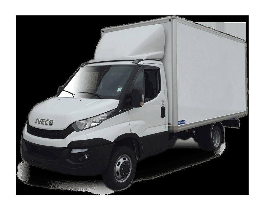 Iveco фургон 1.5 тонны