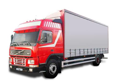 Volvo тент 7 тонн